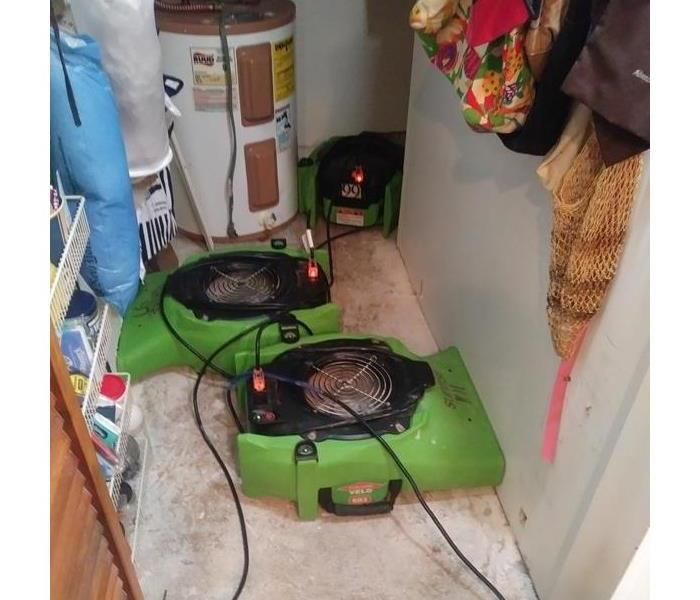 Water Damage Mitigation in Coral Springs, FL After