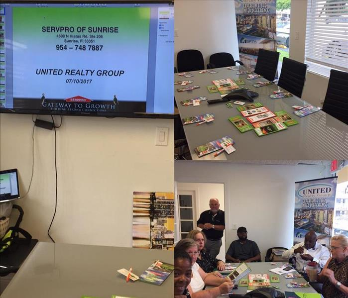 United Realty Group Lunch & Learn
