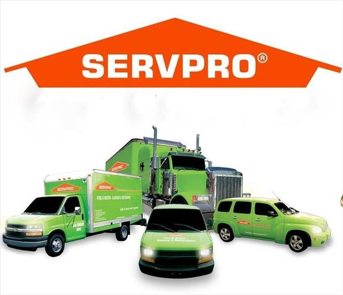Storm Damage  Storm Response by SERVPRO !