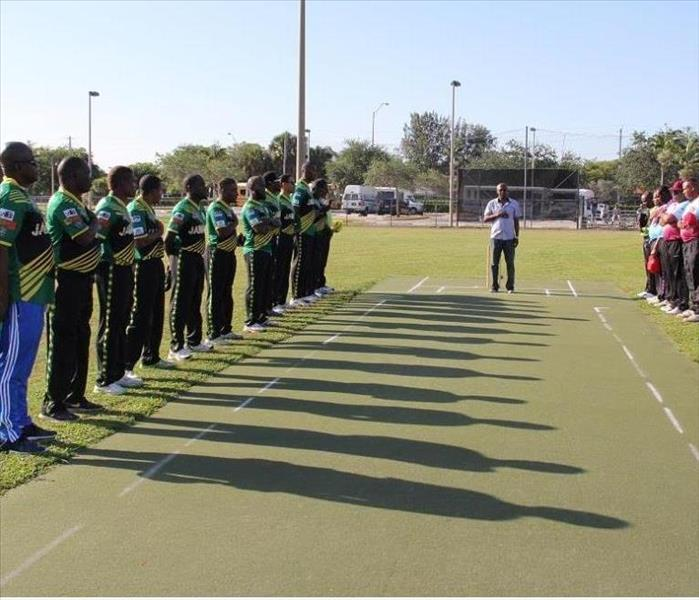 General International Cricket Comes to Lauderhill, Florida