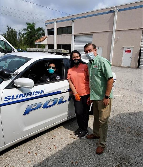 Owners with City of Sunrise PD