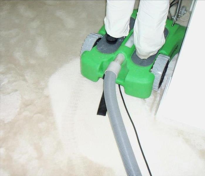 Cleaning Dry Versus Hot Water Extraction Carpet Cleaning