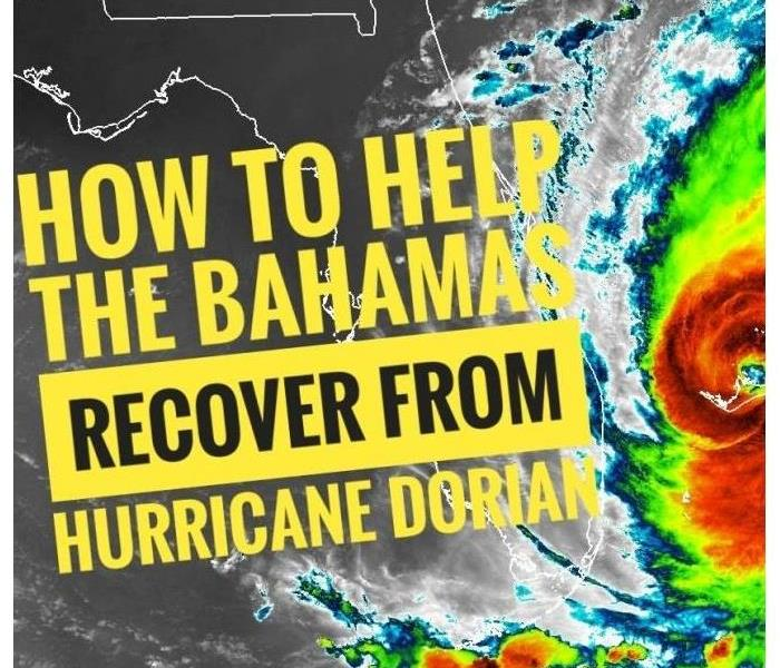 Satellite View: Let's Help the Bahamas After Hurricane Dorian