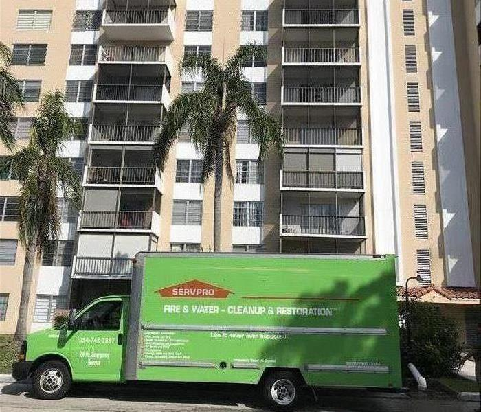 Why SERVPRO SERVPRO of Sunrise