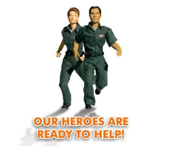 Why SERVPRO SERVPRO Sunrise Heroes